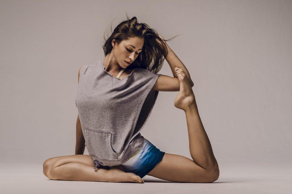 Sexy Yoga Girl